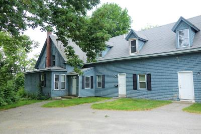 Bangor Single Family Home For Sale: 993 Broadway