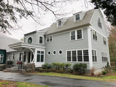 Kennebunkport Single Family Home For Sale: 197 Arundel Road