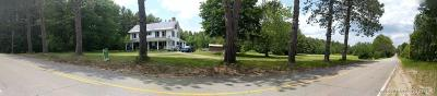 Single Family Home For Sale: 179 River Road