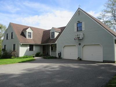 Hampden Single Family Home For Sale: 75 Coldbrook Road
