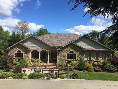 Single Family Home For Sale: 105 Maple Shore Lane