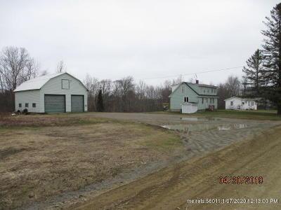 Single Family Home For Sale: 370-374 Fogler Road