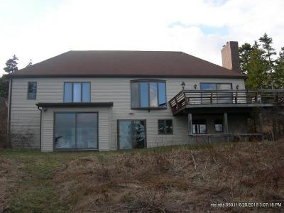Gouldsboro Single Family Home For Sale: 516 Gouldsboro Point Road