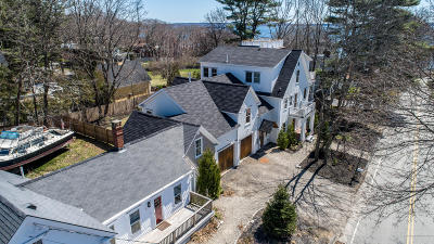 Falmouth Multi Family Home For Sale: 2 Town Landing Road