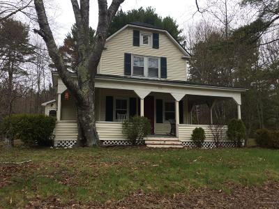 Standish Single Family Home For Sale: 125 Ossipee Trail