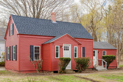 Kennebunk Single Family Home For Sale: 32 Water Street
