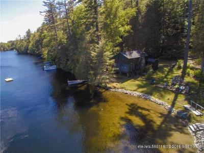 Single Family Home For Sale: 111 Echo Lodge Road/Twin Springs Lane