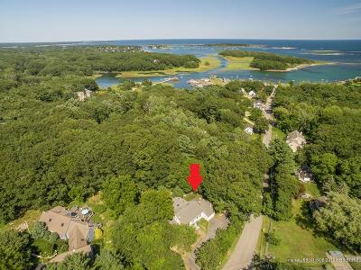 Kennebunkport Single Family Home For Sale: 48 Turbats Creek Road