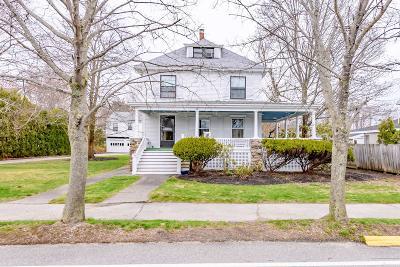 Ogunquit Single Family Home For Sale: 35 Beach Street