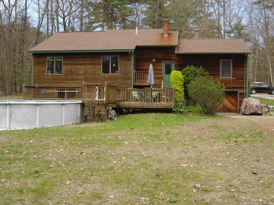 Windham Single Family Home For Sale: 5 Luckys Lane