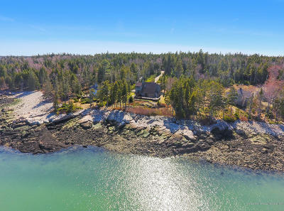 Gouldsboro Single Family Home For Sale: 195 Lighthouse Point Road