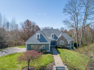 Kennebunk Single Family Home For Sale: 5 Sweet Pea Lane
