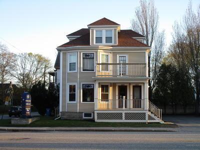 Portland Multi Family Home For Sale: 1266 Congress Street
