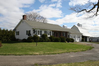 Aroostook-County Single Family Home For Sale: 707 Framingham Road