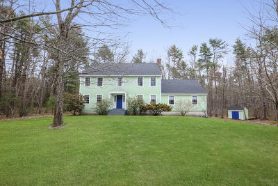 Kennebunk Single Family Home For Sale: 7 Hearthstone Drive