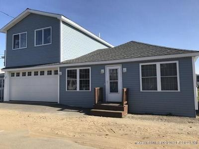 Scarborough, Cape Elizabeth, Falmouth, Yarmouth, Saco, Old Orchard Beach, Kennebunkport, Wells, Arrowsic, Kittery Single Family Home For Sale: 11 Bay Avenue