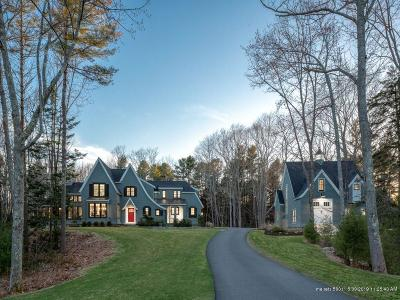 Kennebunkport Single Family Home For Sale: 38 Washburn Drive