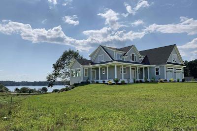 Kittery Single Family Home For Sale: 10 Milliken Cove Road #(Lot 3)