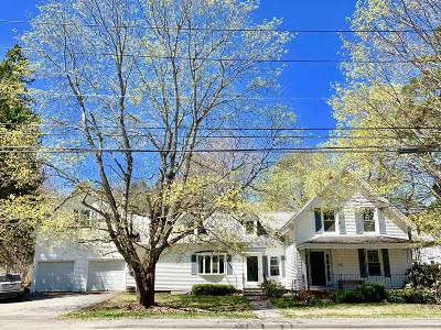 Hampden Single Family Home For Sale: 138 Main Road S