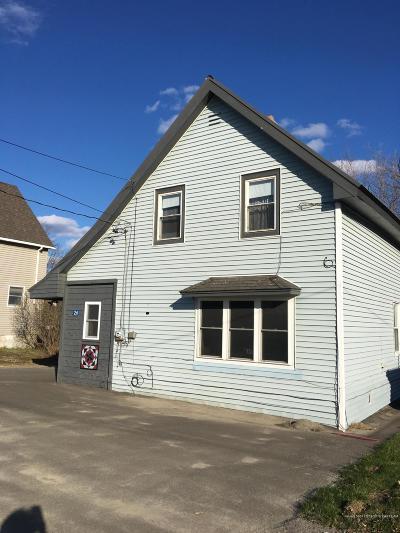Single Family Home For Sale: 26 Granite Street