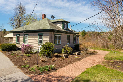 Waterboro Multi Family Home For Sale: 156 West Road
