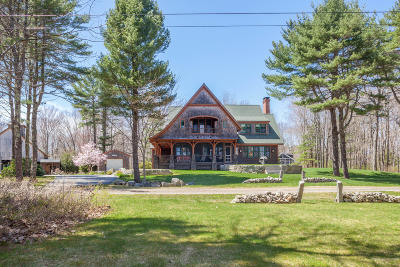 Kennebunkport Single Family Home For Sale: 47 Tidal Shore Drive