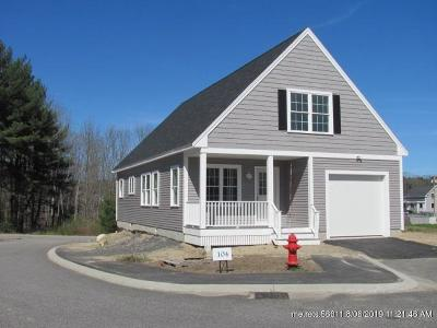 Kennebunk Condo For Sale: 6 Coastal Woods Drive