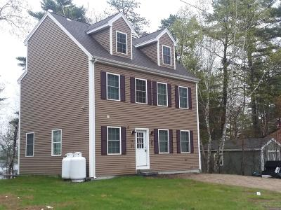 Standish Single Family Home For Sale: 79 Hi Vu Drive