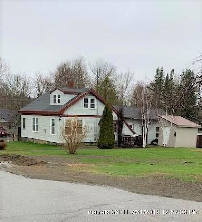 Kenduskeag Single Family Home For Sale: 3973 Broadway Street
