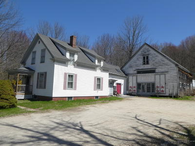 Windham Multi Family Home For Sale: 201 Roosevelt Trail