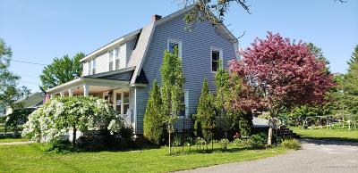 Presque Isle Single Family Home For Sale: 46 Wilson Street