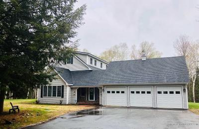 Single Family Home For Sale: 1 Stone Dam Road