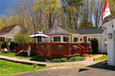 Ogunquit Single Family Home For Sale: 69 Cottage Street