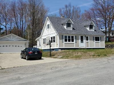Millinocket ME Single Family Home For Sale: $64,900