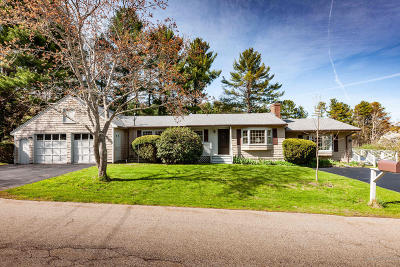 York Single Family Home For Sale: 5 Malcolm Road