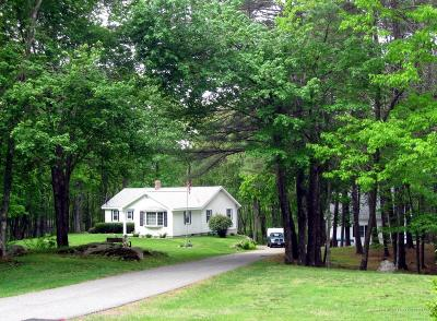 South Berwick Single Family Home For Sale: 89 Boyds Corner Road