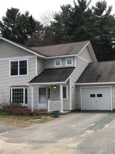 Brunswick Condo For Sale: 12 Beaver Pond Road #12