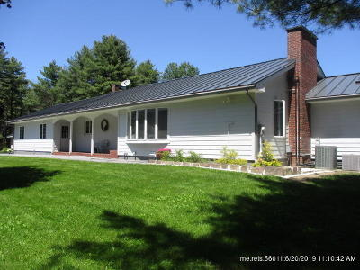 Windham Single Family Home For Sale: 7 River Road