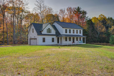 North Yarmouth Single Family Home For Sale: 261 Milliken Road