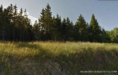 Fort Fairfield Residential Lots & Land For Sale: Map4Lot26 Presque Isle Road