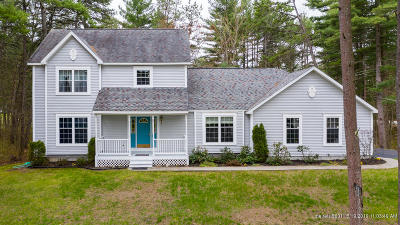 Old Orchard Beach Single Family Home For Sale: 3 Oakmont Drive