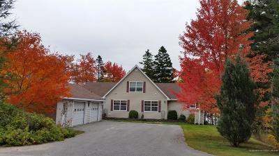 Gouldsboro Single Family Home For Sale: 367 Paul Bunyan Road