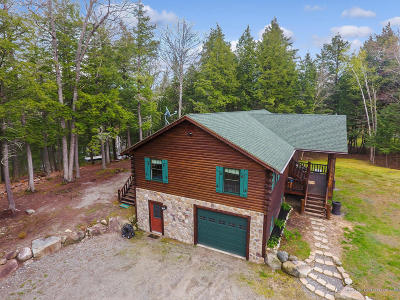 Single Family Home For Sale: 49 Marble Point Road