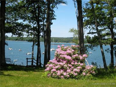 Scarborough, Cape Elizabeth, Falmouth, Yarmouth, Saco, Old Orchard Beach, Kennebunkport, Wells, Arrowsic, Kittery Single Family Home For Sale: 76 Seal Lane