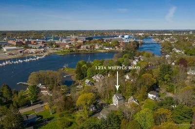 Scarborough, Cape Elizabeth, Falmouth, Yarmouth, Saco, Old Orchard Beach, Kennebunkport, Wells, Arrowsic, Kittery Single Family Home For Sale: 121A Whipple Road
