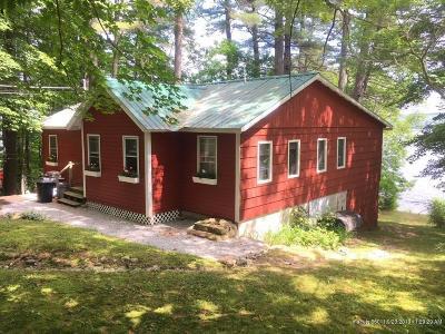 Single Family Home For Sale: 8 Ponderosa Pines