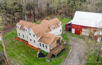 Single Family Home For Sale: 674 Lakins Road
