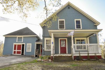 Single Family Home For Sale: 13 Prospect Street