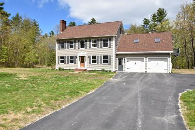 Windham Single Family Home For Sale: 90 Woodland Road