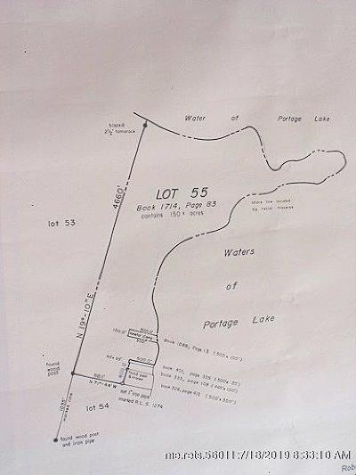 Portage Lake Residential Lots & Land For Sale: Map4 Lot24 Oak Point